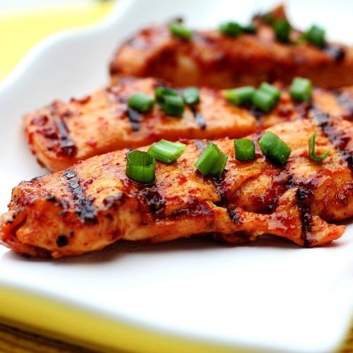 תבשילי דגים, בשר ועוף
